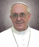 The Holy Father, Pope Francis